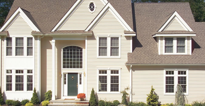 Vinyl Siding In Winchester Ma Roofing And Exteriors